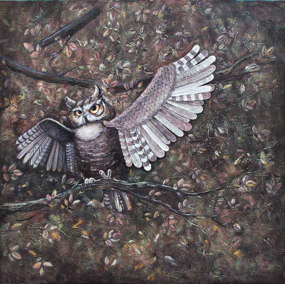 """Лесной страж"", х. см. техн. 2013"