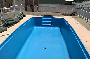 REEF POOLS - Pool renovation service. We replace top coat and make you pool look like new