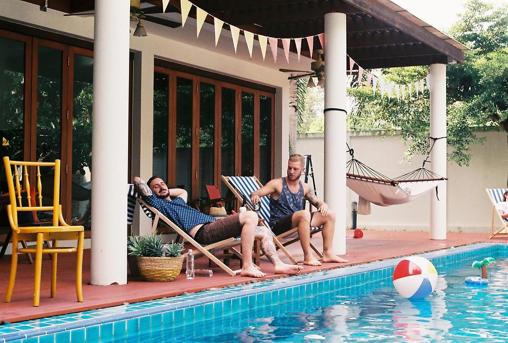 REEF POOLS - Osmosis repair, fibreglass pool resurfacing