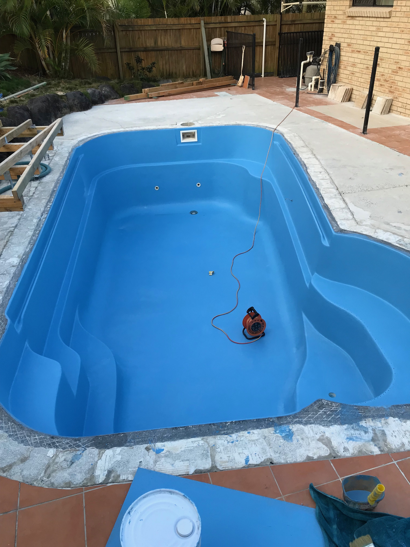 Reef Pools Bunya resurfacing service