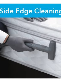 Side Edge Cleaning