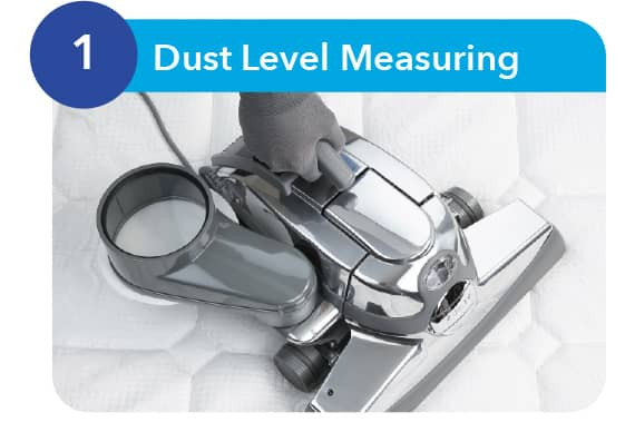 Dust Level Measuring
