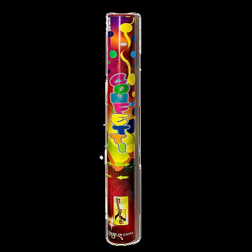 """Multi-color Confetti Cannon (15.75"""")"""