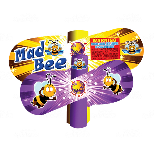 Mad Bees