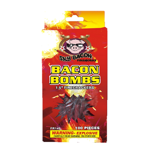 Bacon Bombs (100 pack)