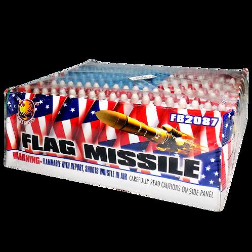 200 Shot Flag Missile Battery