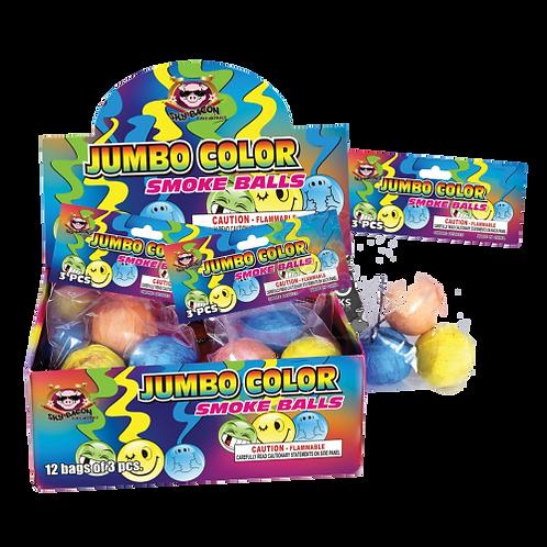 Jumbo Smoke Balls (3 pieces)