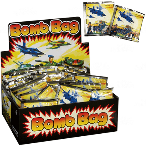 Bomb Bag (2 pack)