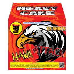 Hawk Attack - Black Cat