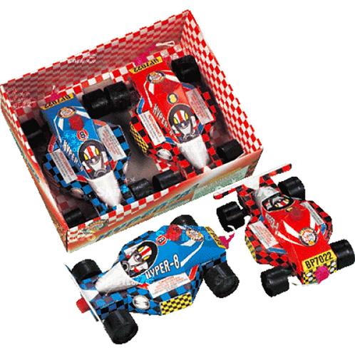 Hot Racer (2 pack)