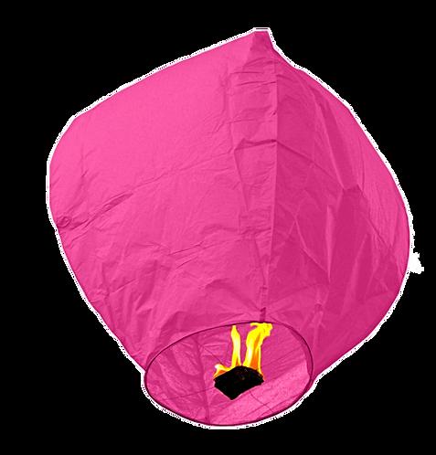 Sky Lantern Pink