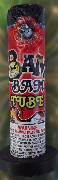 Bam Bam Tube (Double Report)