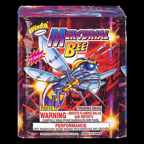 Mercurial Bee (16 shots)