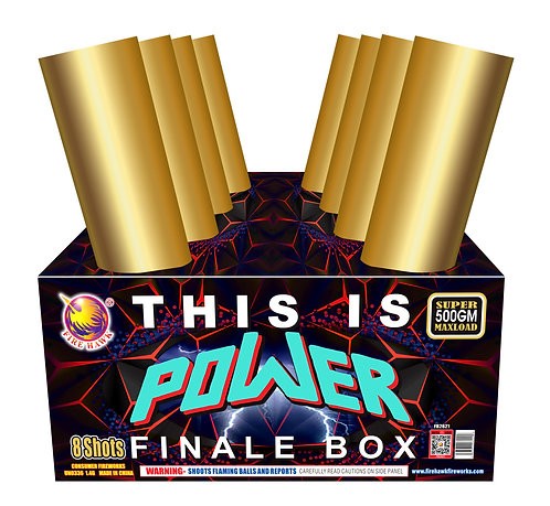 This is Power - Finale Box