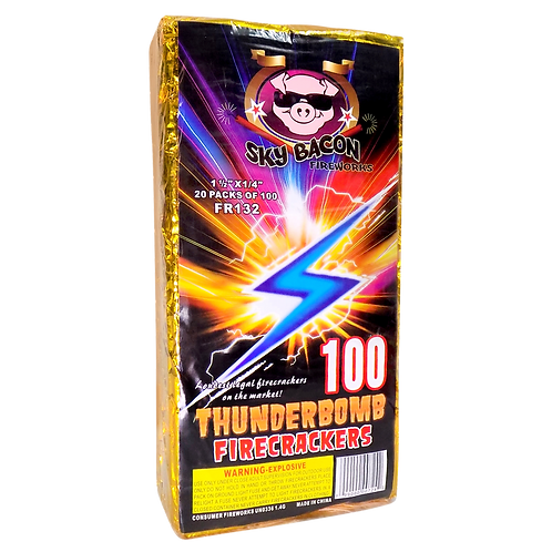 Thunderbomb 100 pack (Single pack)