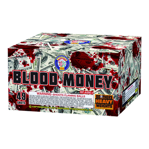 Mob Madness - Blood Money
