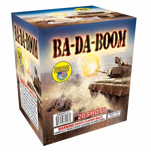 BA-DA-Boom (20 shots)