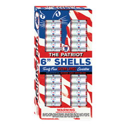 """The Patriot 6"""" Canister Shell"""