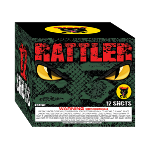 Rattler - Black Cat