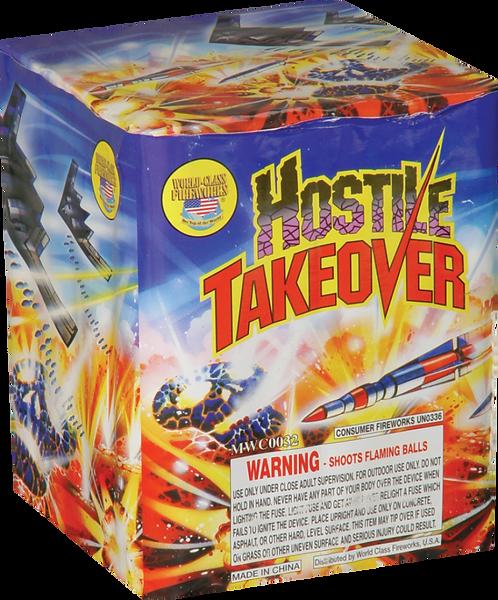 Hostile Takeover (25 shots)