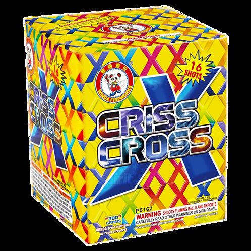 Criss Cross (16 shots)
