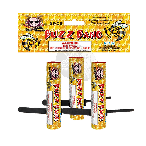Buzz Bang (3 pack)