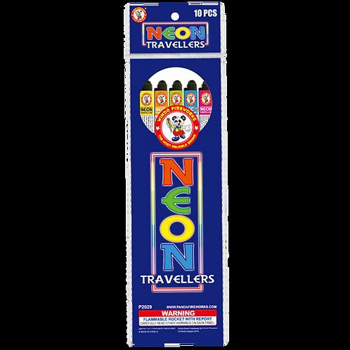 Neon Travellers