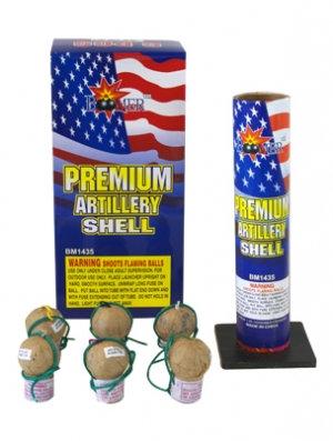 Premium Artillery (6 shells)