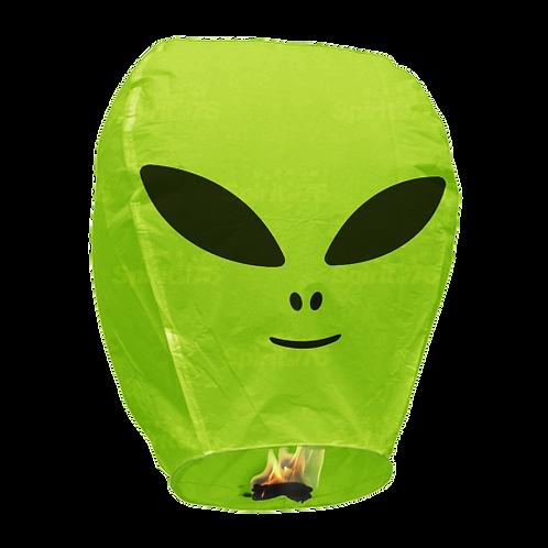 Sky Lantern Alien