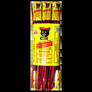 Black Cat Bottle Rockets