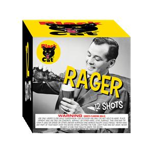 Rager - Black Cat