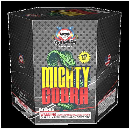 Mighty Cobra (19 shots)