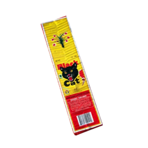 100 Pack Black Cat Firecrackers