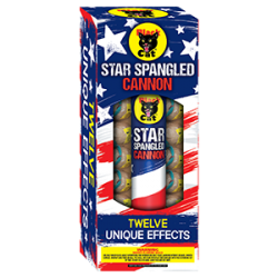 Star Spangled Cannon