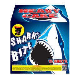 Shark Bite - Black Cat