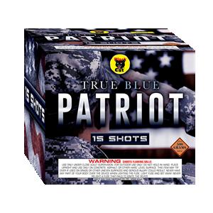 True Blue Patriot - Black Cat