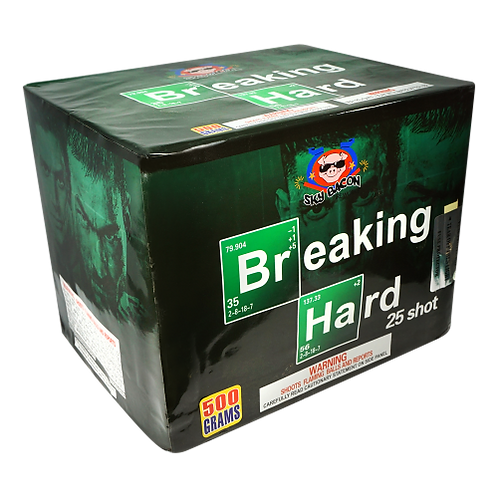 Breaking Hard