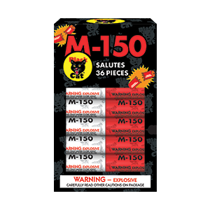M-150 Salutes