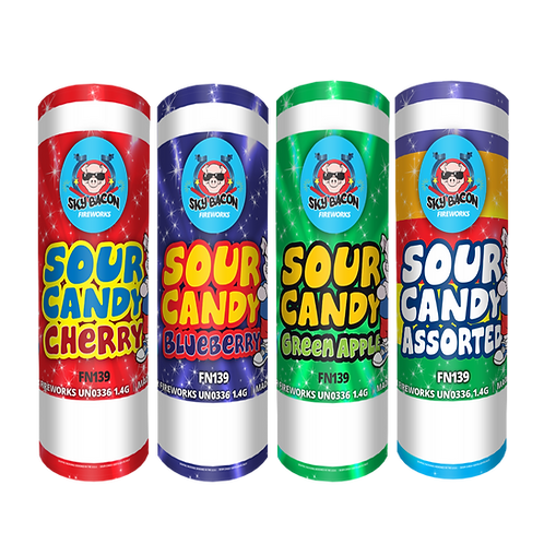Sour Candy (Individual)