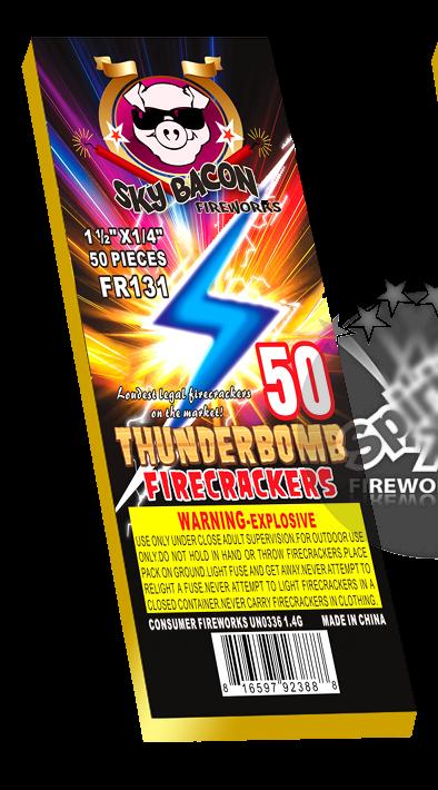 Thunderbomb 50 pack (Single pack)