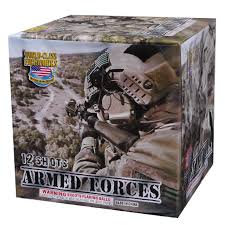 Armed Forces - Assorted
