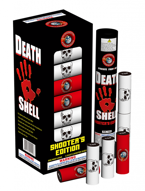 Death Shell Shooters Edition