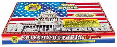 750 Shot Saturn Missile Finale