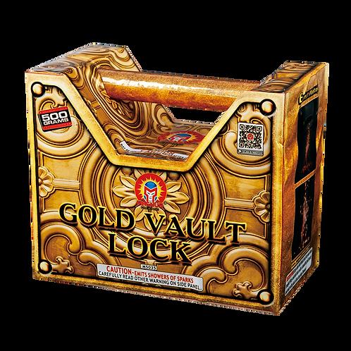 Gold Lock Vault