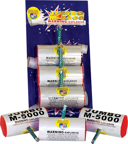 Jumbo M-5000 (3 pack)