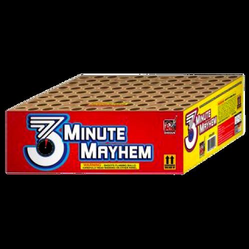 3 Minute Mayhem
