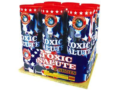 Toxic Salute