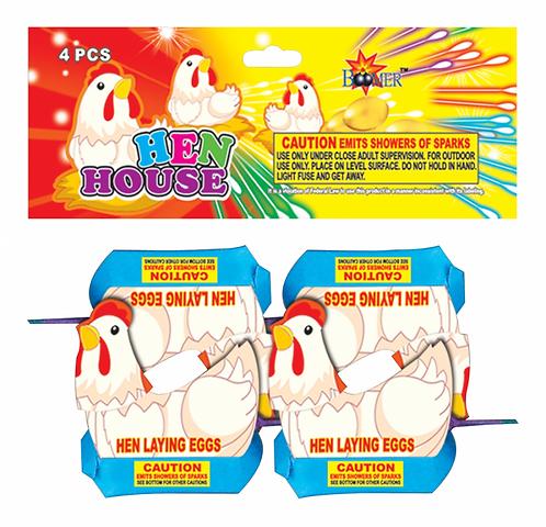 Hen House (4 pack)