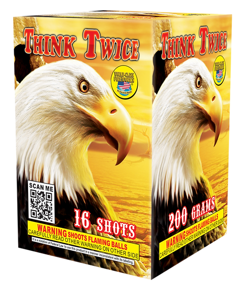 Think Twice (16 shots)