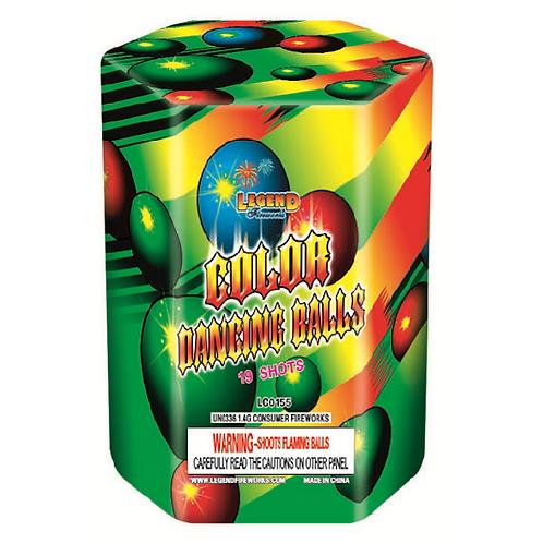Color Dancing Balls